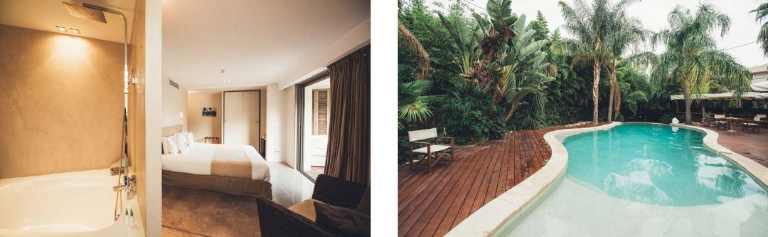villa saint barth cannes chambre d'hote luxe