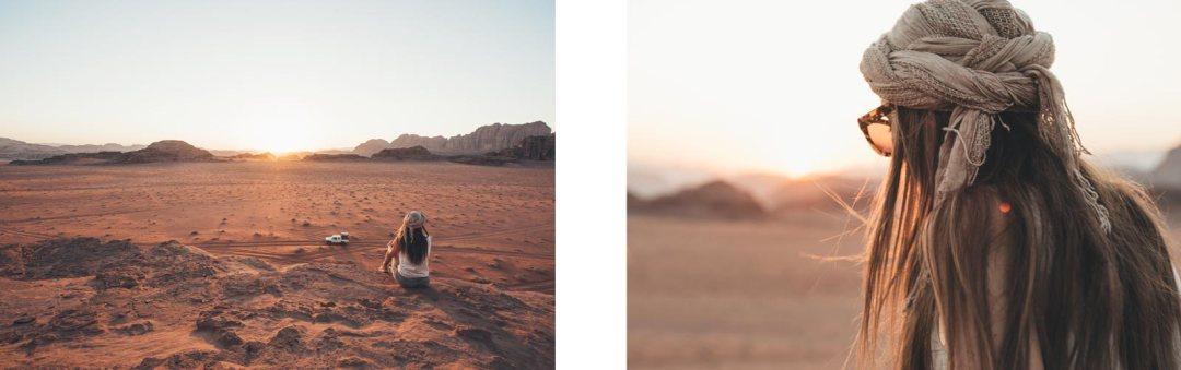 ou voir coucher de soleil wadi rum