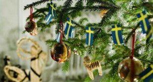 Swedish christmas bazaar