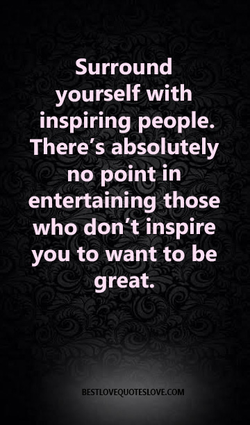 essays on people who inspire you