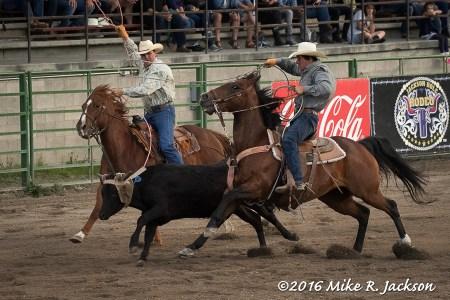 Rodeo – Saturday Night Action, Jackson...