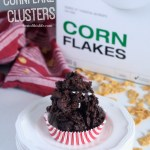 3-Ingredient Chocolate Cornflake Clusters