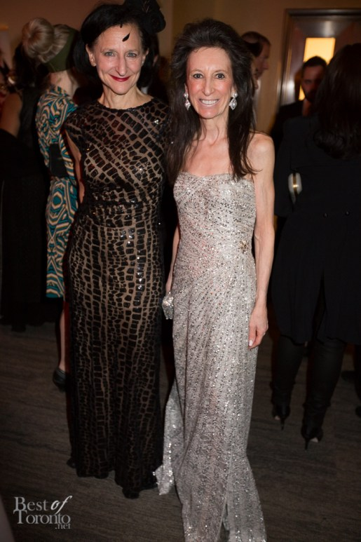 Sara Diamond, Michelle Levy