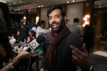 Zaib Shaikh from CBC's LIttle Mosque on the Prairie