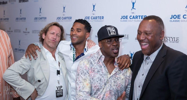 Michael Wekerle, Maestro Fresh Wes, Joe Carter
