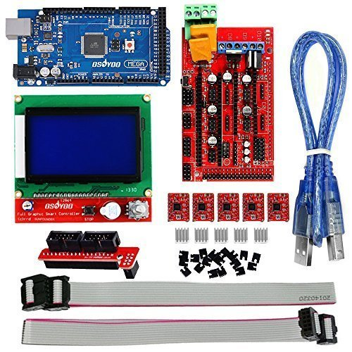Best arduino mega d printer kit