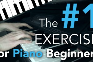 The Number 1 Exercise for Piano Beginners Thumbnail