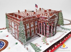 Small Of The Gingerbread House