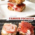 Famous Focaccia Sandwich