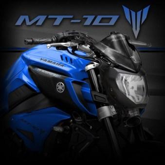 Yamaha MT 10 The Doctor por AD Koncept