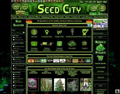 Seed City Review