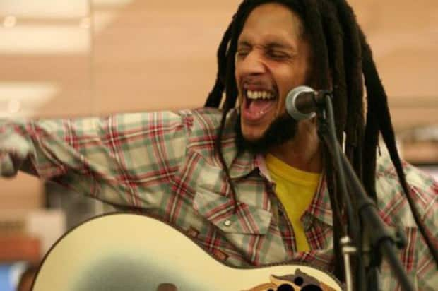 Bob Marley's son's song of gratitude for the decriminalization of marijuana