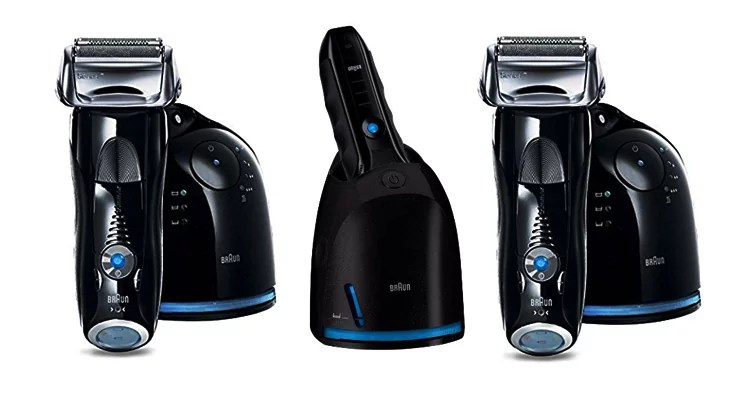 Braun Clean And Renew System