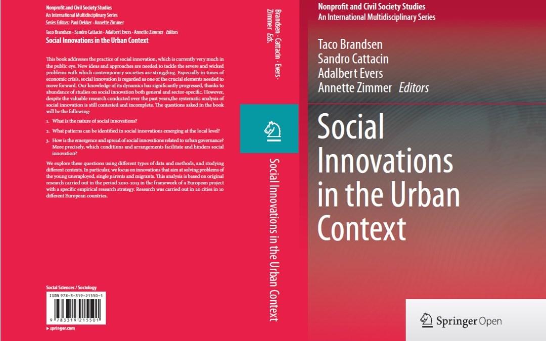 Net verschenen: nieuw boek van voormalig VB-bestuurder prof. dr. Taco Brandsen (Radboud Universiteit)