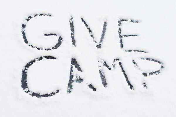 give-camp-snow