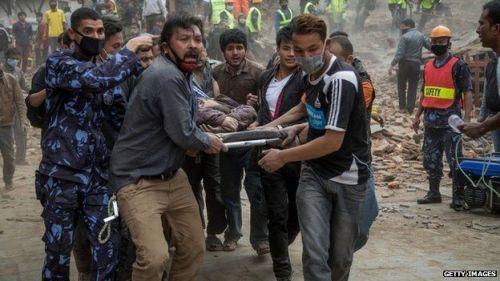 Nepal earthquake http://www.bbc.com/news/world-asia-32470731