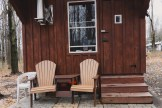 New Amish Poly Chairs