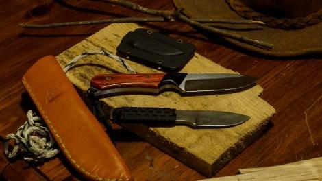 Michael Morris Knives