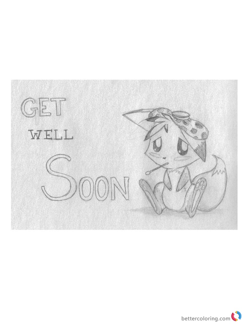 Radiant Kids Get Well Soon Quotes Download This Coloring Print This Coloring Get Well Soon Get Well Soon Coloring Page Animal Free Printable Coloring Pages Get Well Soon Quotes Cards cards Get Well Soon Cute