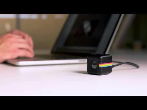 The Polaroid Cube