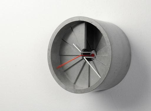 4th Dimension Concrete Clock Accessories Better