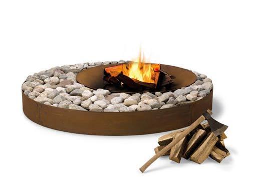 Zen Fire Pit