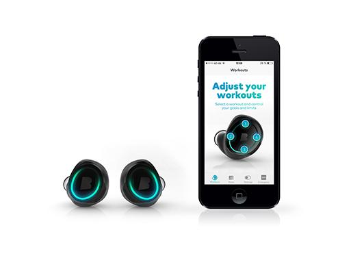 The Dash: Wireless Smart Headphones