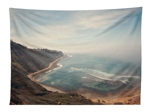 Catherine Mcdonald California Coast Tapestry Accessories