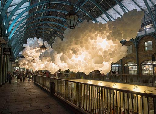 Covent Garden ballooons