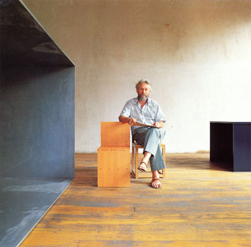 Chairs by Donald Judd