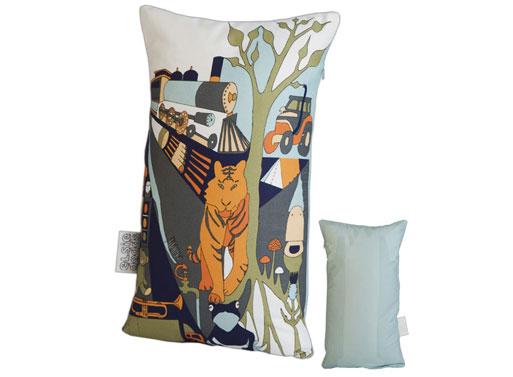 Elsie Dodds cushion T