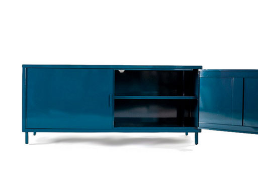 Heartwork Media Credenza with Legs