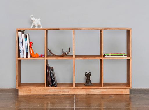 LAX 4×2 Bookcase