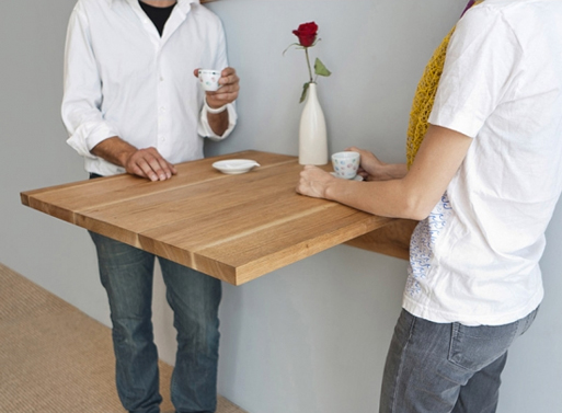 LAX Wall Mounted Table