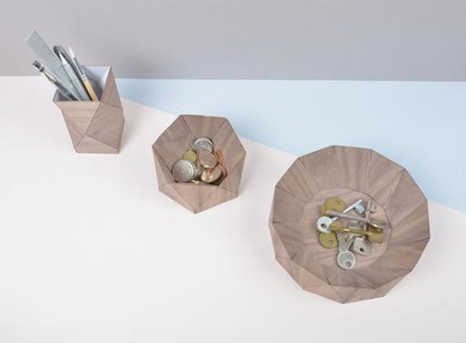 Lignum Fold Bowls