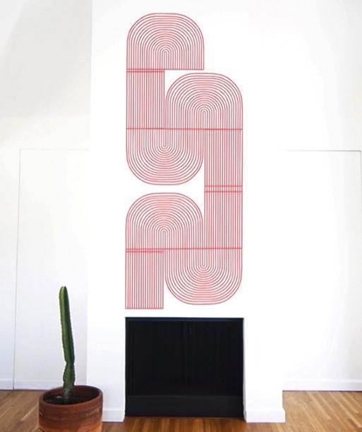 Bend's Modular Art Piece