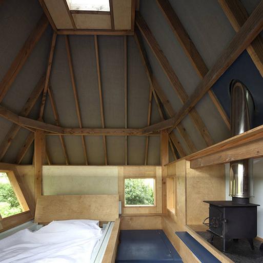 Nozomi Nakabayashi Hut on Stilts