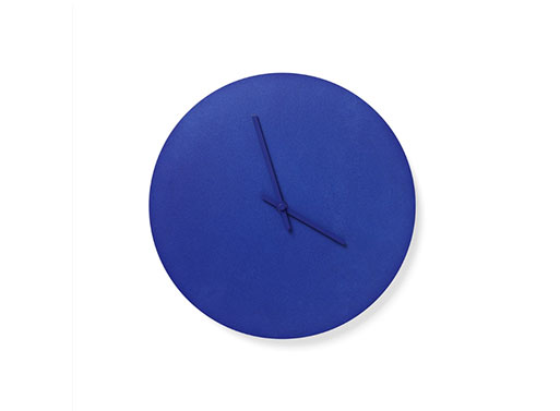 Norm Steel Wall Clock