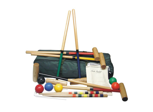 Scottsdale 6 Player Croquet Set