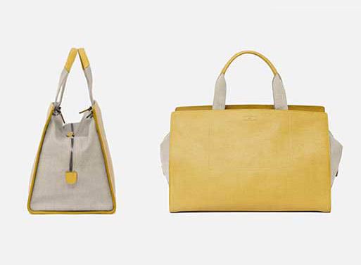Super Bag Weekender yellow