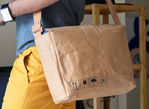 Urban Kraft Paper Bags