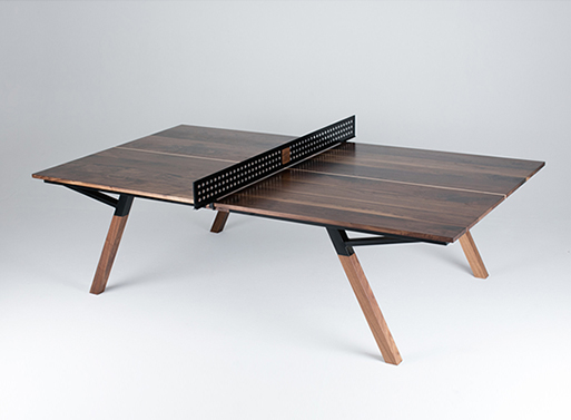 The Woolsey Ping Pong Table