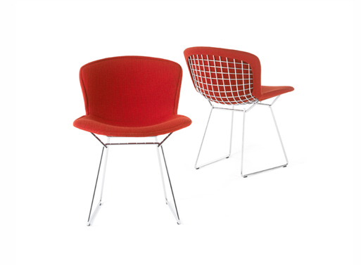 Bertoia Side Chair Full cover