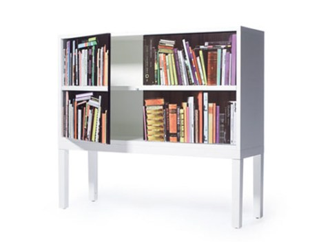 Bookshelf sideboard