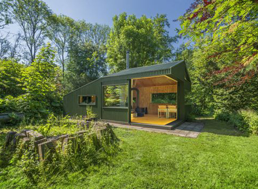Thoreau's Cabin by cc-studio