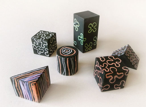 Chalk Building Blocks