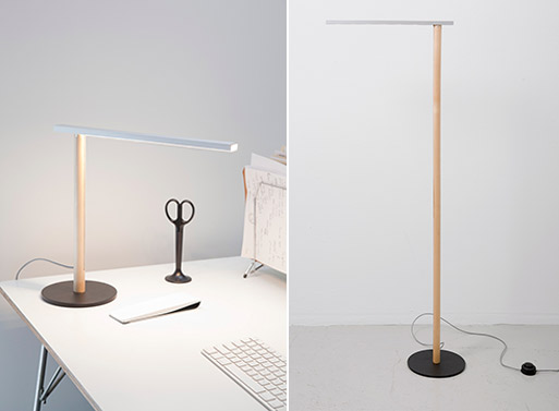 Channel Task and Reading Lamp