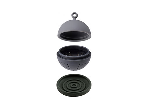 Floating Tea Strainer by Kinto