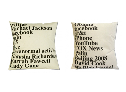 Google Pillows