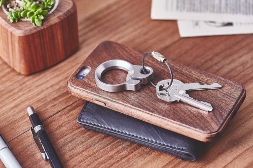Grovemade Stainless Steel Key Ring